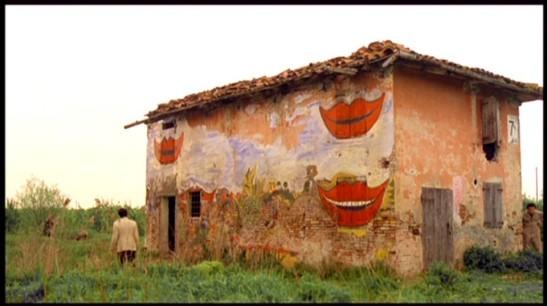 Remote rural horrors cult labs - La casa con le finestre che ridono ...